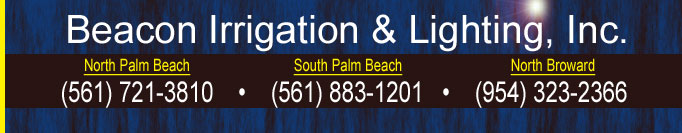 Beacon Irrigation and Lighting, Inc. South Florida Phone numbers and Licenses
